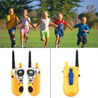 2016 Newest Intercom Electronic Walkie Talkie Kids Child Mni Toys Portable Two-Way Radio Multicolor
