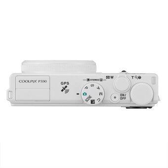(IMPORT) Nikon COOLPIX P330 White Digital Camera
