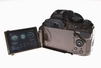 Nikon D5200 Kit Bronze Limited Colour (AF-S 18-55mm VR II)(Nikon Malaysia Warranty)