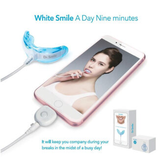 [RosaPacific] DR.SMILE(IOS) / Teeth whitening / Whitening care / Portable