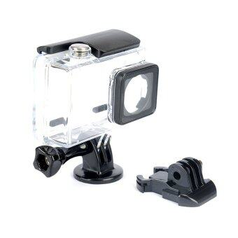 (Genuine) Kingma 40m Diving Waterproof Housing Case for Xiaomi XiaoYi Yi 2 4k Action Camera + Bobber + 12 pcs Anti-Fog Inserts