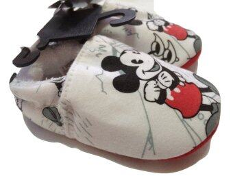 (IMPORT) Mickey Soft Soles Baby Trainer Shoes 18mths - 24mths