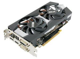 # SAPPHIRE Radeon Dual-X R7 370 2G D5 OC #