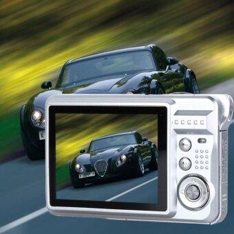 18MP 8X Digital Zoom HD 1280x720 2.7\ TFT LCD Digital Camcorder Camera DV (Silver)