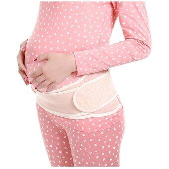 Best Deal Set !!! Mummy Pregnant Support Belt + Today's Mom Pregnancy Support Pillow (Coffee)
