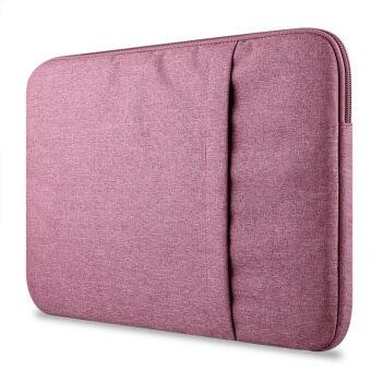 12 inch Laptop Sleeve Case Notbook Bag for MacBook Air Notebook Tablet(Rose Red)