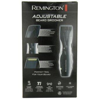 [International Shipping]Remington MB-200 Titanium Mustache and Beard Trimmer, Black(????) - Intl