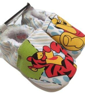 (IMPORT) Winnie Soft Soles Shoes Baby Trainer 18mths - 24mths
