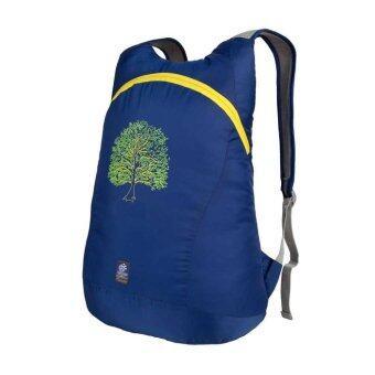 14L Ultra Light Waterproof Folding Hiking Camping Travel Backpack Daypack Bags Rucksack(Royal Blue)