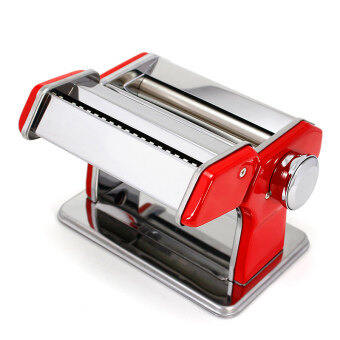(import) Italy Automatic Noodle Maker SHUHD XNVKN Pasta Machine Mixer Electric Ramen(Red)
