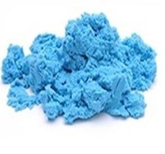 4 kg Blue Kinetic Sand Play Set 50 Accessories Beach Castle Building Kinetic Sand Play Set