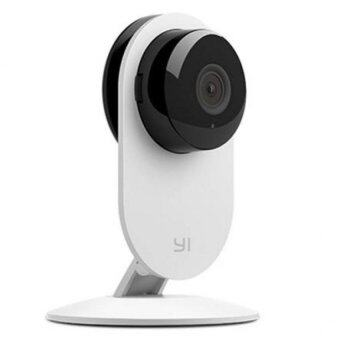 (International) XiaoMi XiaoYi Ants Smart Home 720P HD 8MP Wifi IP HD Night Vision Infared IR Camera CCTV Video Recorder / White