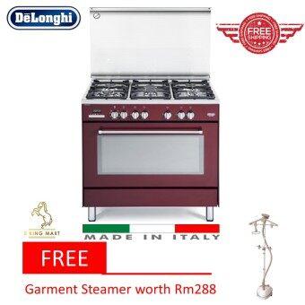 Delonghi Range 5 Burner Cooker ELEGANCE SERIES PEMR-9653 [Free Gift]