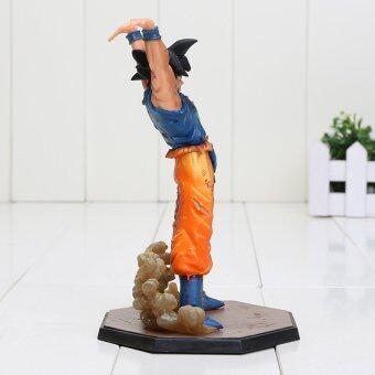 6.3inch Dragon Ball Z Son Goku Battle Genki Dama PVC Action Figure Model Toys Dragon Ball Figure