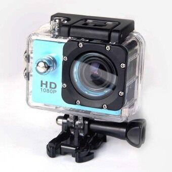 SJ4000 Sport Action Camera Full HD 1080P Waterproof Camcorders (Blue) - Intl