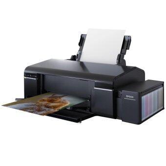 (Genuine) Epson L805 (Print/Wi-Fi) 6-colour Photo Original Ink Tank System Printer