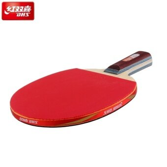 1pc Horizontal Grip and Straight Grip Table Tennis Racket Pingpong Pimples In Rackets Short Holder