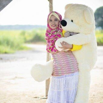 1.6 Meter Teddy Bear (Cream)