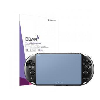 Gilrajavy BBAR Screen Guard for Sony PS Vita 2nd Generation Clear