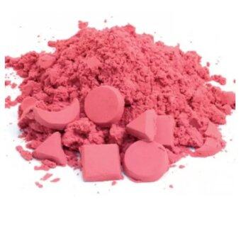 4 kg Pink Kinetic Sand Play Set 50 Accessories Beach Castle Building Kinetic Sand Play Set
