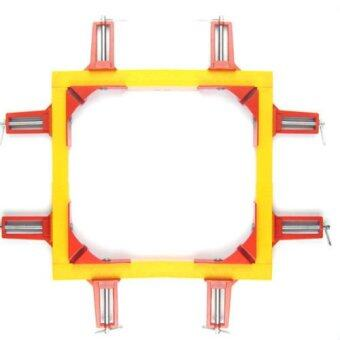 4Pcs 75mm 90Degree Right Angle Picture Frame Corner Clamp Holder Woodworking Hand Kit