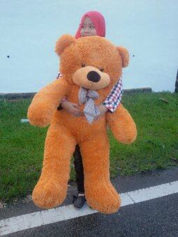 1.2 Meter Teddy Bear (Light Brown)
