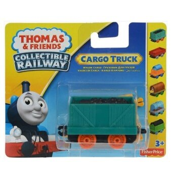 [FISHER-PRICE] Thomas & Friends Collectible Railway Die Cast Cargo Truck Assortment