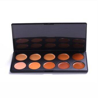10 Colors Cosmetic Concealer Palette