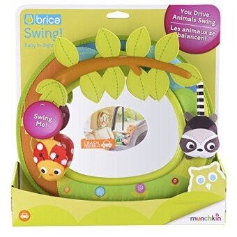 [International Shipping]Brica Swing Baby In-Sight Mirror()