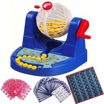 bingo Bingo Game Machine Ernie Lottery Machine Fun Desktop Toys