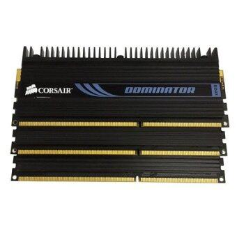 (REFURBISHED) Corsair Dominator - 3GB Triple Channel DDR3 Memory Ram