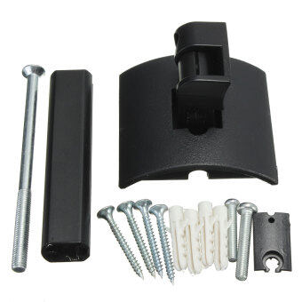 1/2/4/5PCS Ceiling Wall Mount Clamping Bracket For BOSE UB-20 Speaker Black NEW NEW