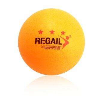 100Pcs 3-Star 40mm Table Tennis Advanced Training Ping Pong Balls Yellow