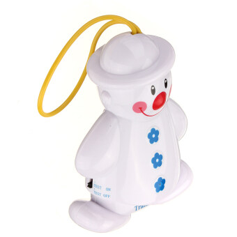 3sets New Lovely Snowman Wireless Baby Cry Detector Monitor Watcher Alarm Hot