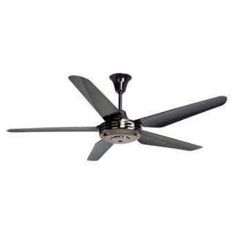 (Buy 1 Free 1) Rubine VETTA101-5B-GM 56\ Remote Decorative Ceiling Fan - Gun Metal (Black)