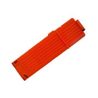 18-Darts Replacement Ammo Clip Magazine for Nerf Elite Toy Gun (Orange)