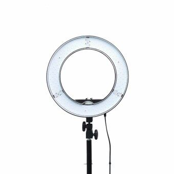 (IMPORT) EACHSHOT ES180 180 LED 13\ Stepless Adjustable Ring Light Camera Photo/Video Portrait photography 180pcs LED 5500K Dimmable (1% to 100%)+ 2 Color Filter