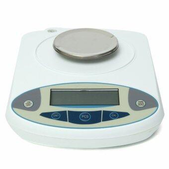 100 x 0.001g 1mg Analytical Balance Set Electronic Digital Lab Precision Scale