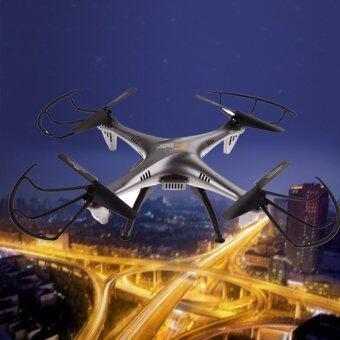 F801C 2.4GHZ R/C 4 Channel FPV Video Aerocraft WiFi HD Cameras Auto Return