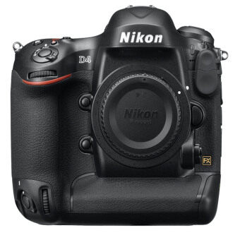 Nikon D4 Body Only Warranty By Nikon Malaysia 16.2MP FX Full Frame Camera Body