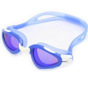 2016 New whale Brand Swimming Goggles with Wide and Dark Peripheral Lens for Adults Suit for