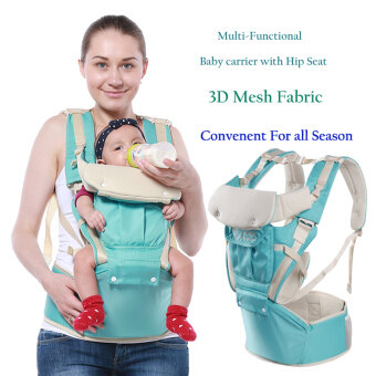 11ce569026f Baby Carrier with Hip Seat Multifunction Outdoor Kangaroo Baby Carrier  Sling Backpack New Born Baby Carriage