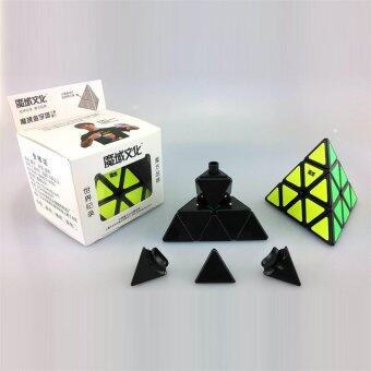 2016 Brand New Triangle Pyramid Pyraminx Magic Cube Speed Puzzle Twist Cubes Educational Toys