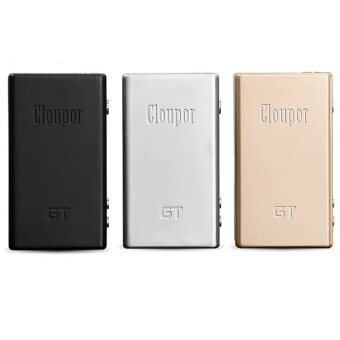 (ORIGINAL) Cloupor GT 80WATT Box Mod For Vape E-Cigarettes (GOLD) + FREE 2 Batteries