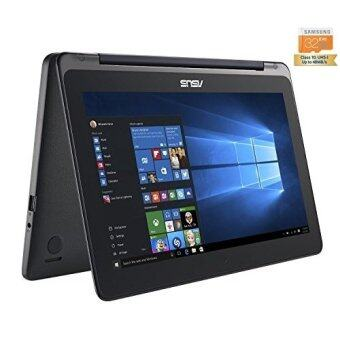 2015 Newest ASUS Transformer Book Flip TP200SA 2-in-aptop Tablet 2GB DDR3L GB eMMC + GB MicroSDHC Convertible Touchscreen Ultrabook Windows 10 Home 64-Bit 1-year Office 365 Personal