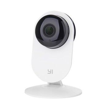 (International) XiaoMi XiaoYi Ants Smart Home 720P HD 8MP Wifi IP HD Night Vision Infared IR Camera CCTV Video Recorder / White Add On 16GB SD CARD