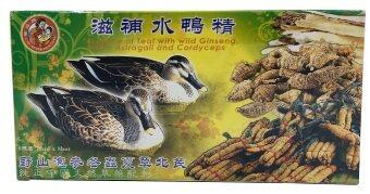 Essence Of Teal With Wild Ginseng Radix Astragali Cordyceps ( Wild Duck Essence)  70 ml x 8 Bottles x 3s