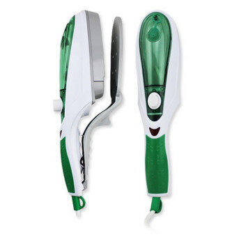 2 Pcs Portable Multi-Functional Steam Iron Brush JY-2078