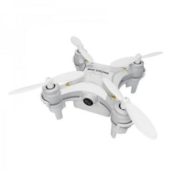 FQ777-954 Mini RC Quadcopter Drone Wi-Fi FPV Real Time Transmission with 0.3MP Camera White