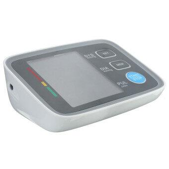 Autoleader Arm Blood Pressure Upper Heart Beat Mete Gauge Monitor Digital LCD Screen - Intl